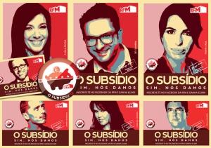 Imagem campanha Subsidio RFM