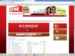 Portal RFM Emprego