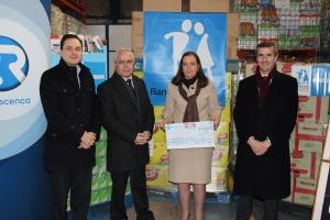 Renascença entrega mais de 221 mil € euros aos Bancos Alimentares do país