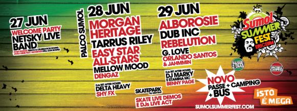 Sumol Summer Fest_Isto é Mega