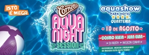 mega hits_cornetto aqua night session