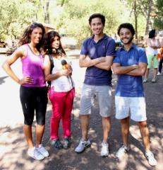 emissão MEGA HITS_adventure park