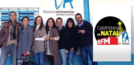 RFM no Banco Alimentar contra a Fome_campanha Natal