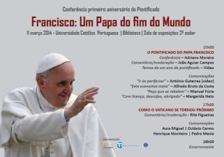 conferencia eleição Papa Francisco (2)