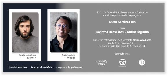 Ensaio Geral na Ferin_Mario Laginha e Jacinto Lucas Pires