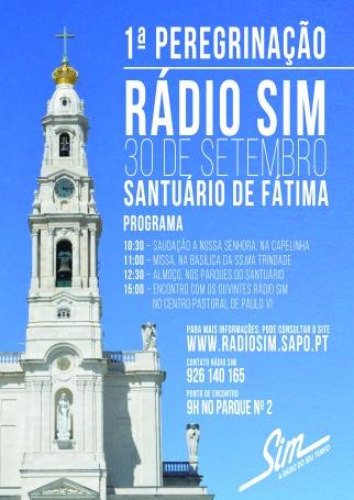 Peregrinação Rádio SIM_ Imagem