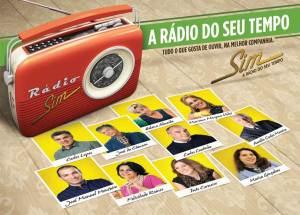 Rádio SIm novos programas
