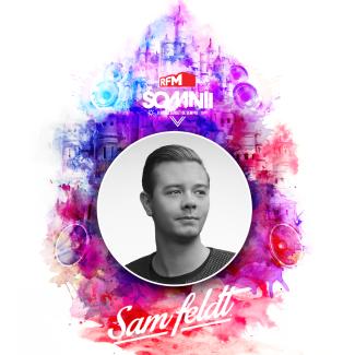 Sam Feldt logo