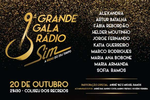 Gala Rádio Sim