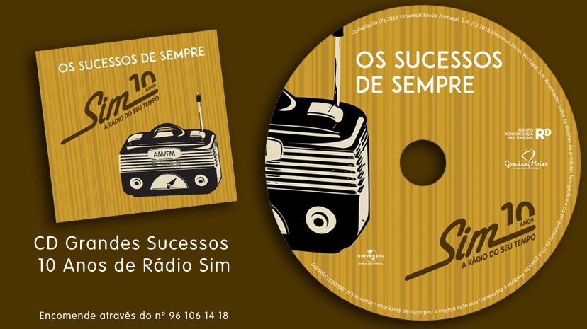 CD Rádio SIM