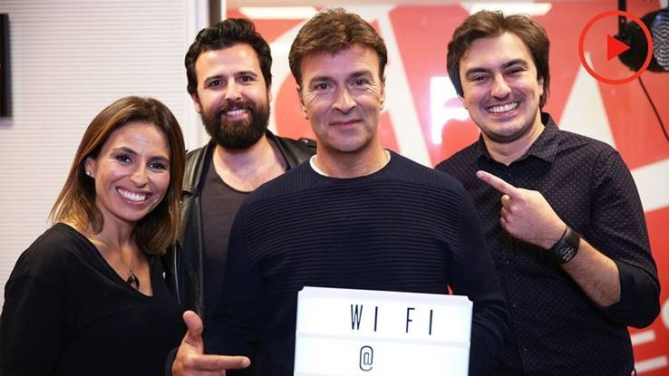 WIFI COM TONY CARREIRA