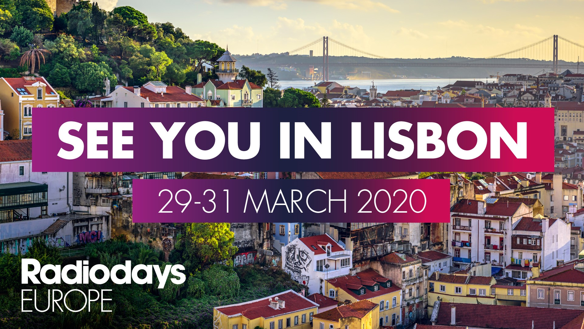 RADIODAYS EUROPE Lisbon 2020