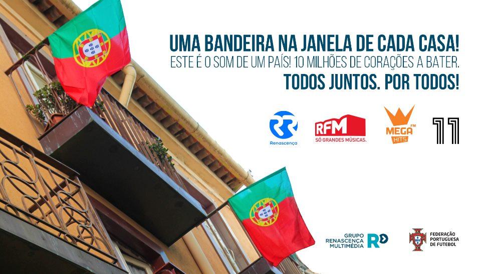 Imagem final ação Bandeira